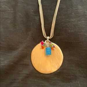 Reversible Chico's necklace